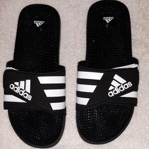 Adidas Mens Slides Like New Size 12